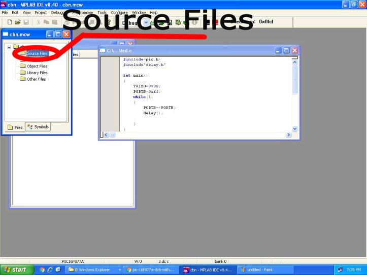 sourcefile copy